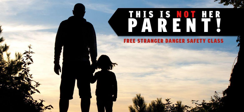 Stanger danger facebook ad_