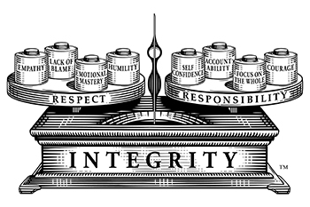 CHARACTER BUILDING: INTEGRITY