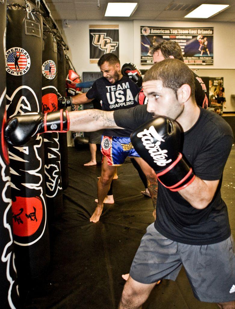 Muay Thai Orlando Fl